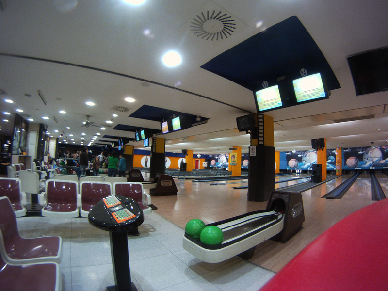 Hollywood Super Bowling Innsbruck