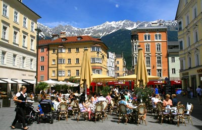 Shopping Innsbruck