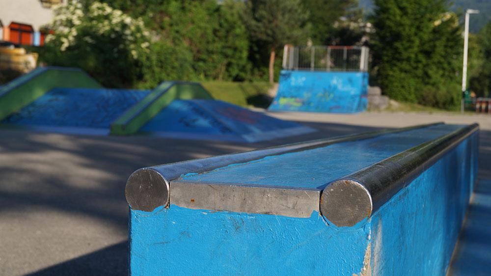 Skatepark Innsbruck Reichenau