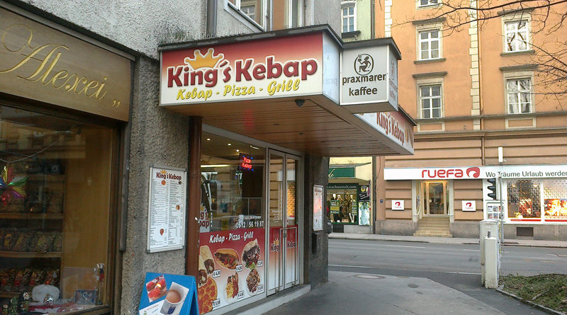 Kings Kebap Innsbruck