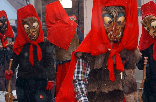 Fasching in Innsbruck