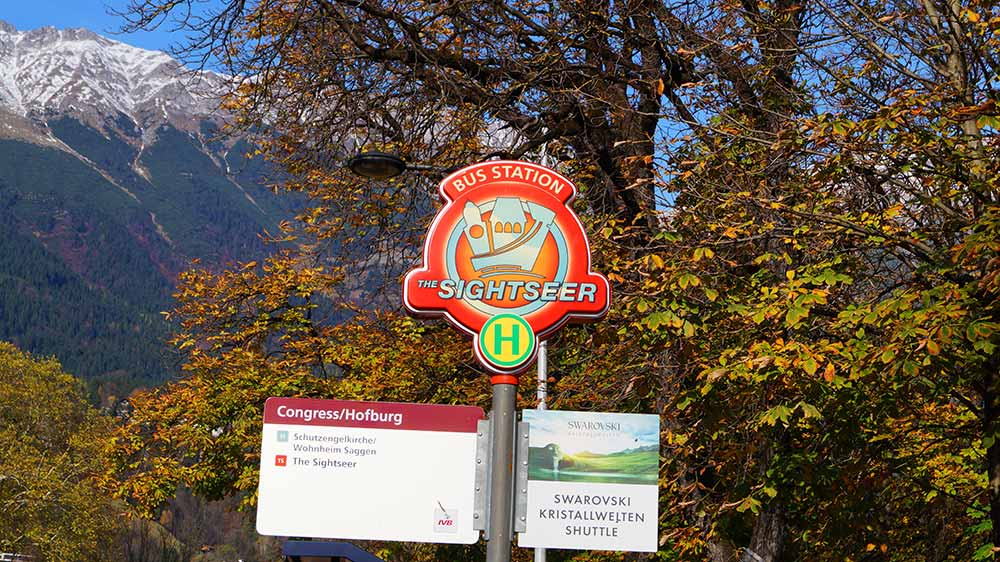 The Sightseer Innsbruck