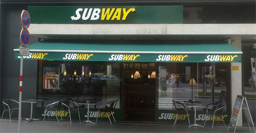 Subway Innsbruck