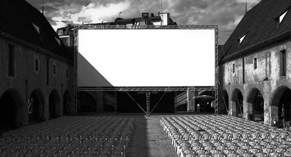 Open Air Kino Innsbruck 2014