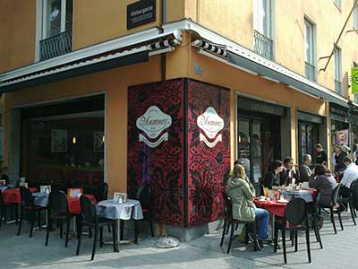 Cafe Theresia Innsbruck