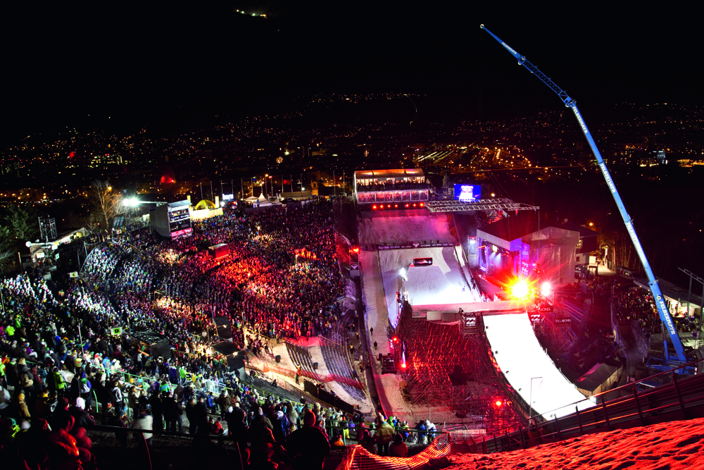 Air and Style Innsbruck Tirol 2015