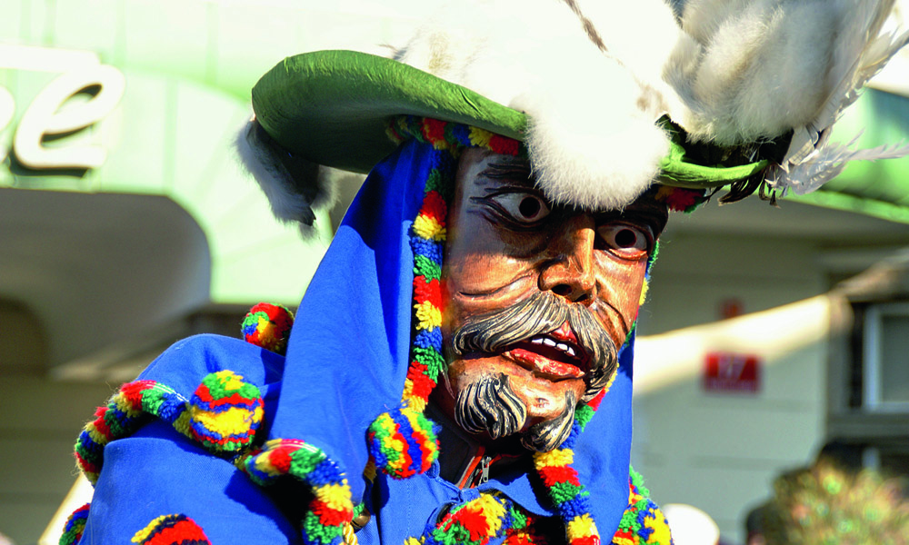 Fasching in Innsbruck 2015