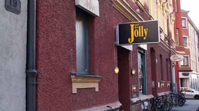 Cafe Bar Jolly Innsbruck