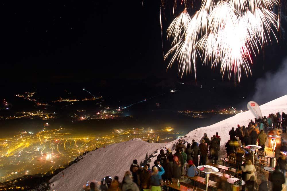 Silvester Innsbruck 2015