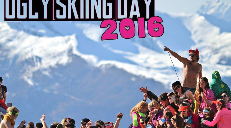Ugly Skiing Day 2016