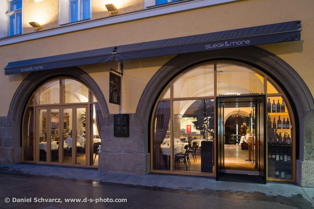 Woodfire Steakhouse Innsbruck