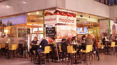 Cafe magistrat Innsbruck