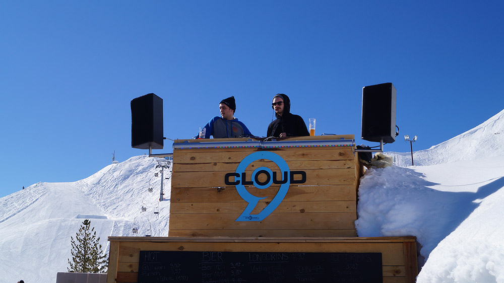 Cloug9 Iglu Bar Innsbruck
