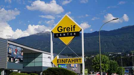 Greif Center Innsbruck