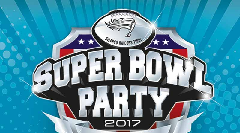 Swarco Raiders Superbowl Party 2017