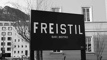 Freistil Bar Innsbruck