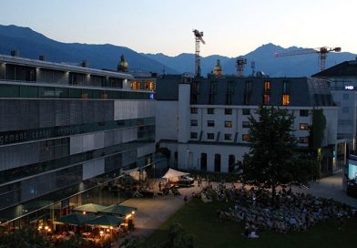 Silent Cinema – Das Open Air Kino am Sowi Campus Innsbruck