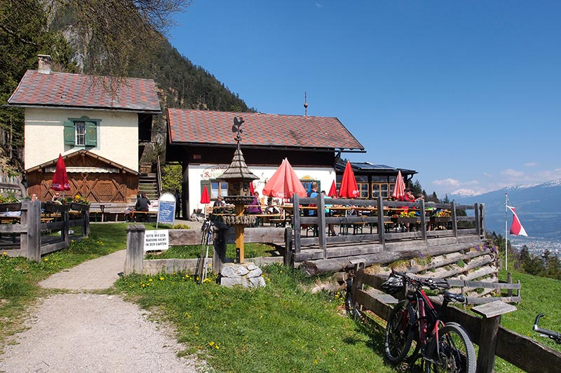 Alpengasthof Rauschbrunnen Innsbruck