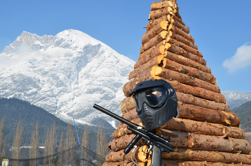 Paintball Tirol