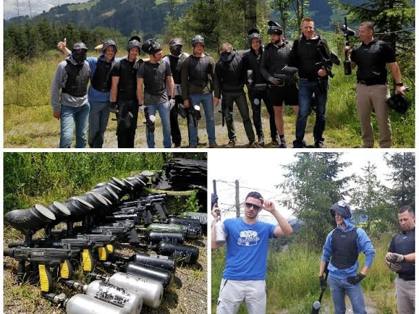 Paintball Innsbruck