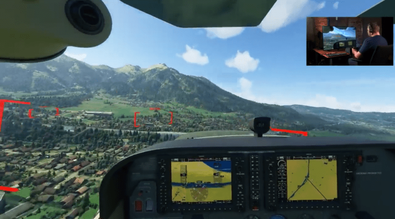 Flight Simulator Innsbruck