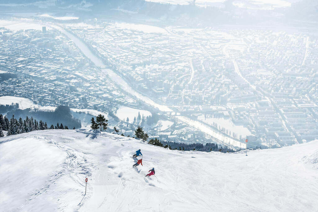 SKI plus CITY Pass Stubai Innsbruck
