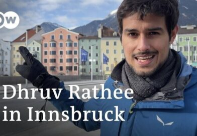 "Video der Woche: ""Discover Innsbruck with Dhruv Rathee"""